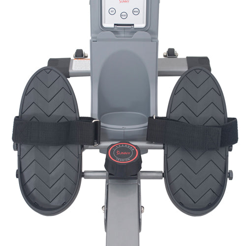 sunny-health-fitness-rowers-dualrower-rowing-machine-SF-RW5935-non-slip-pedals