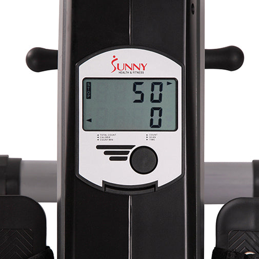 sunny-health-fitness-rowers-elastic-cord-rowing-machine-rower-LCD-monitor-SF-RW5606-monitor