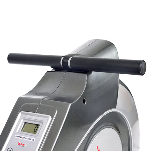 sunny-health-fitness-rowers-magnetic-rowering-machine-rower-LCD-monitor-SF-RW5515-Handlebar