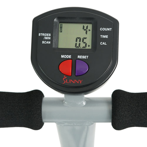 sunny-health-fitness-steppers-twist-in-stepper-step-machine-handlebar-LCD-monitor-SF-S0637-monitor