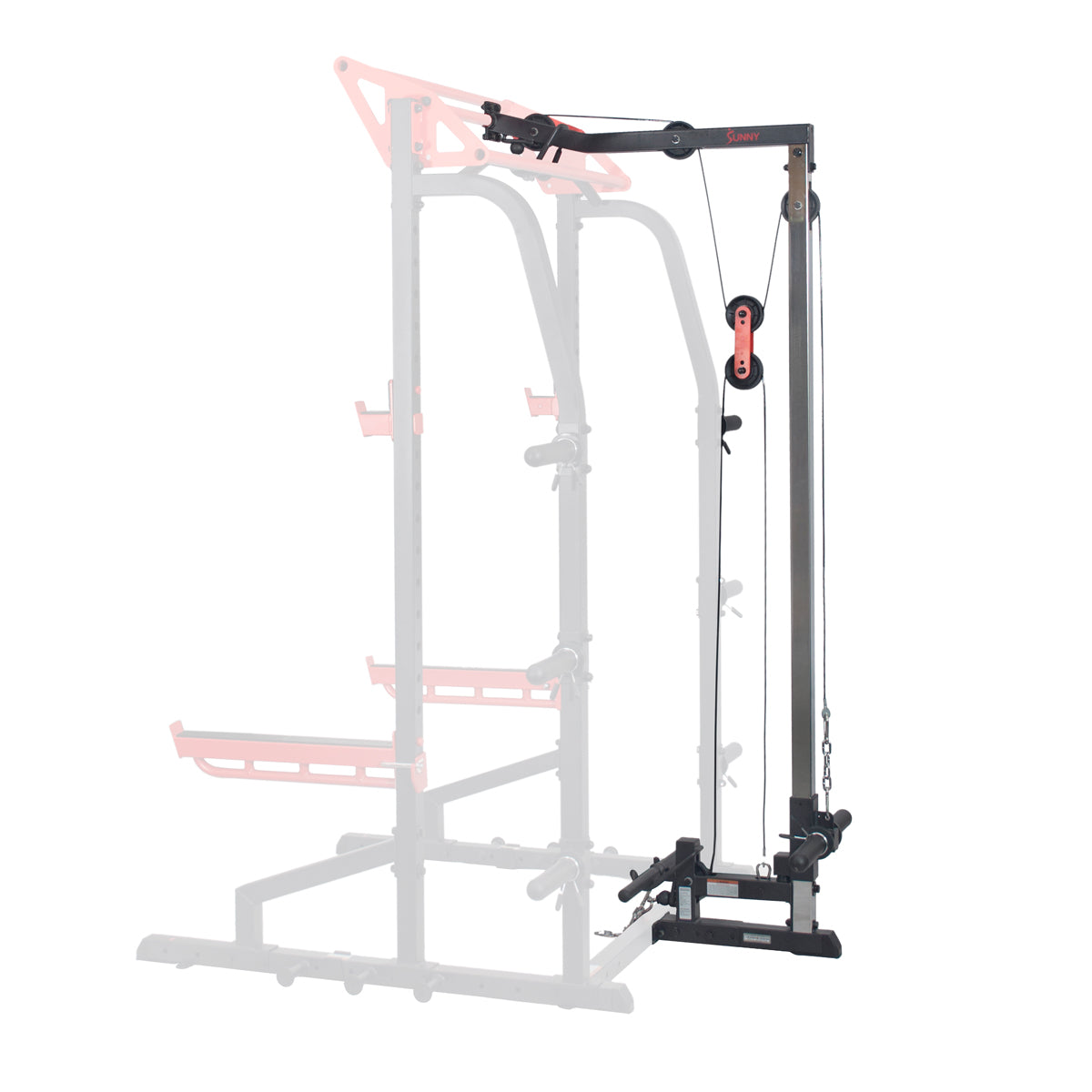 sunny-health-fitness-strength-Lat-Pulldown-Attachement-SF-XF9927- expert-engineering