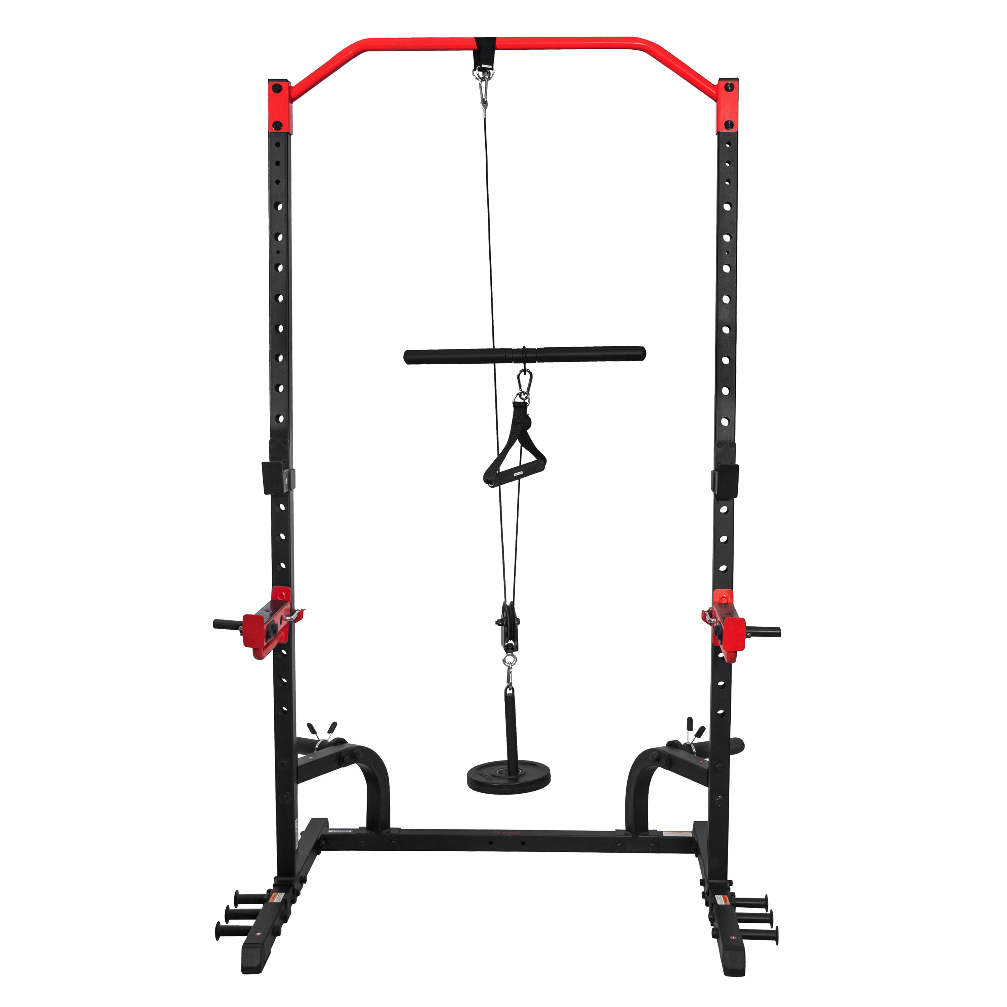 sunny-health-fitness-strength-lat-pulldown-attachment-SF-XFA006-Standard-Fit
