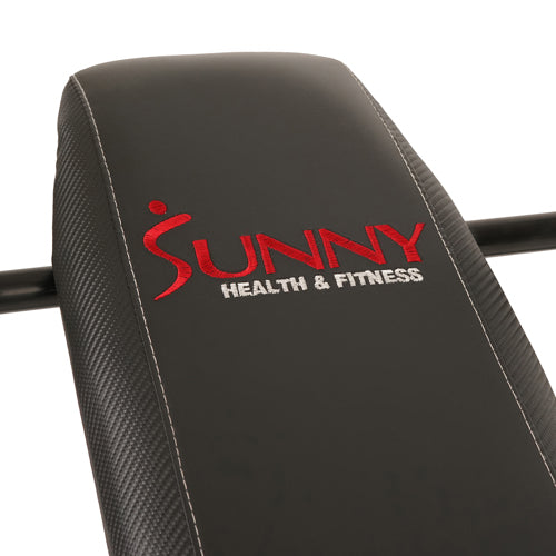 sunny-health-fitness-strength-weight-bench-SF-BH6811-adjustable