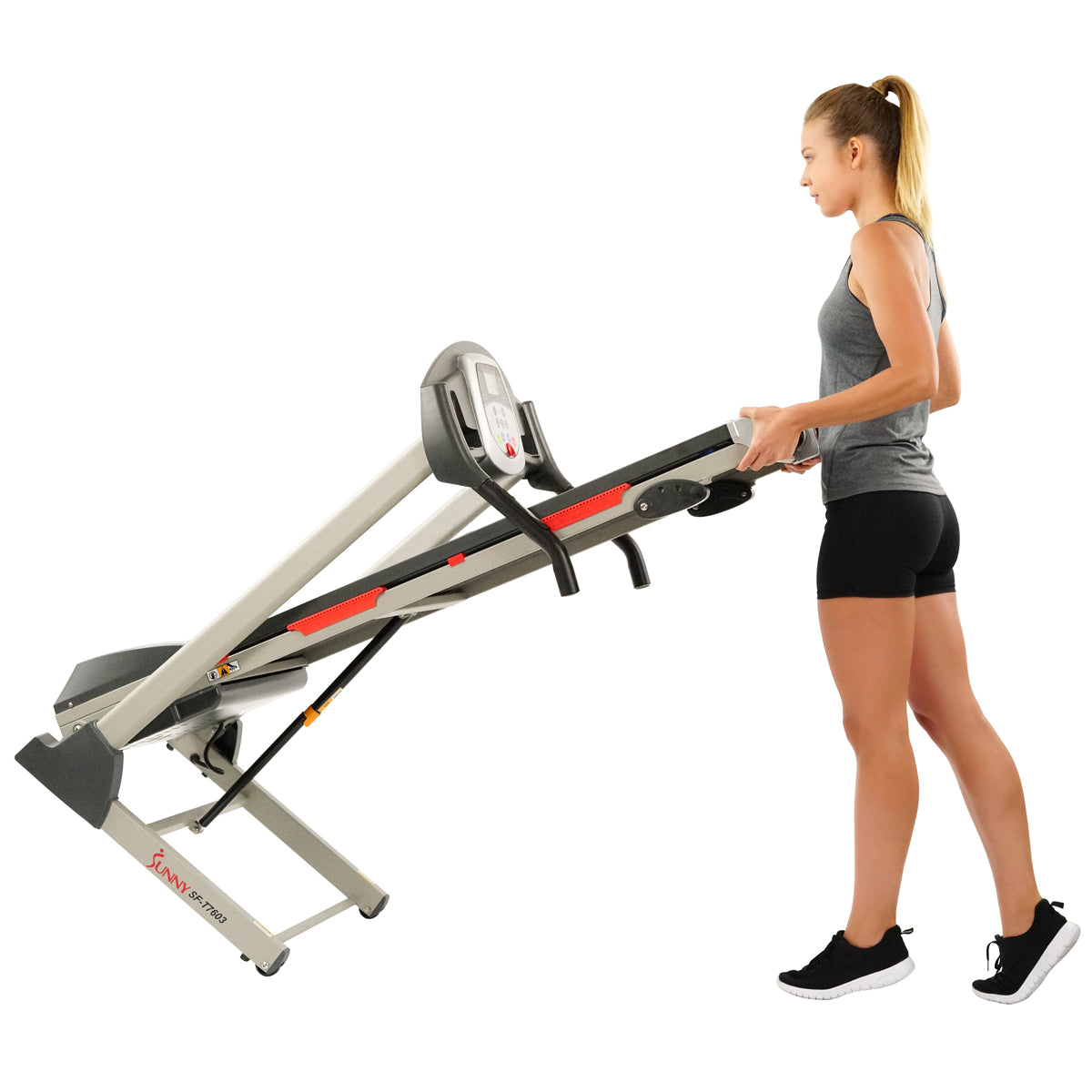 sunny-health-fitness-treadmills-electric-treadmill-9-programs-manual-incline-easy-handrail-controls-preset-button-speeds-SF-T7603-wheels