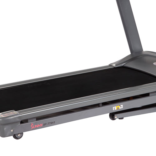 sunny-health-fitness-treadmills-heavy-duty-walking-treadmill-350lb-capacity-SF-T7643-deck