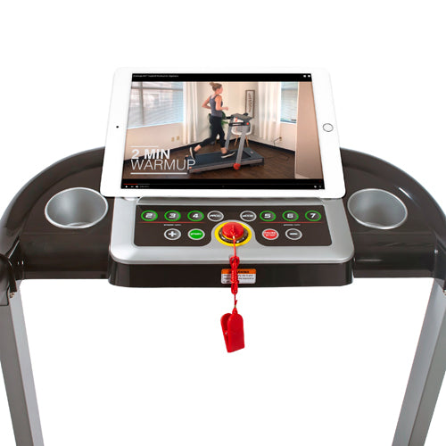 sunny-health-fitness-treadmills-manual-incline-treadmill-FA-7967-connectivity