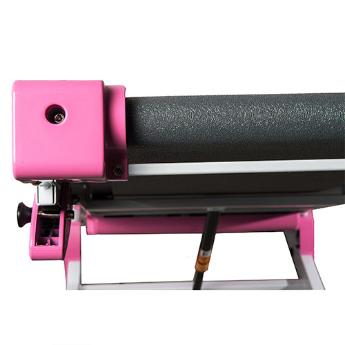 sunny-health-fitness-treadmills-pink-treadmill-manual-incline-LCD-display-P8700-incline