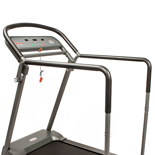 sunny-health-fitness-treadmills-recovery-walking-treadmill-low-pro-deck-multi-grip-handlerails-mobility-balance-support-SF-T7857-handlebars