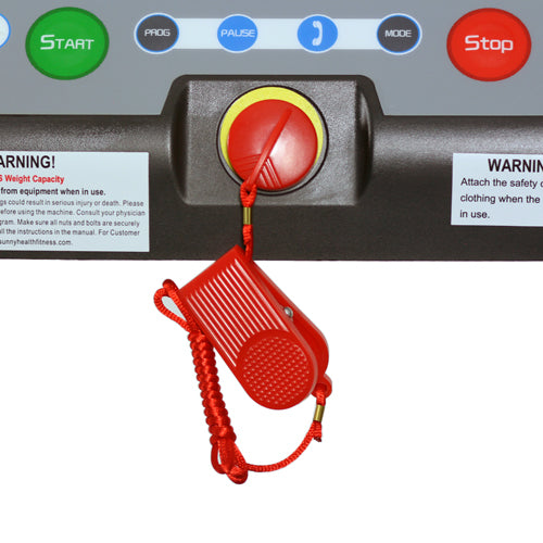 sunny-health-fitness-treadmills-smart-treadmill-auto-incline-sound-system-bluetooth-phone-function-SF-T7515-emergencyclip