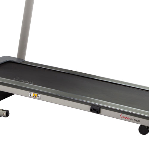 sunny-health-fitness-treadmills-space-saving-folding-treadmill-LCD-display-SF-T7632-deck