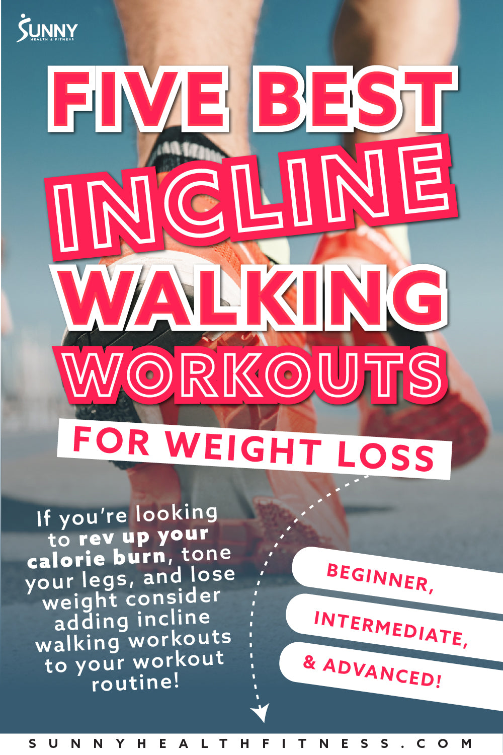 How to Lose Weight with Treadmill Incline Walking