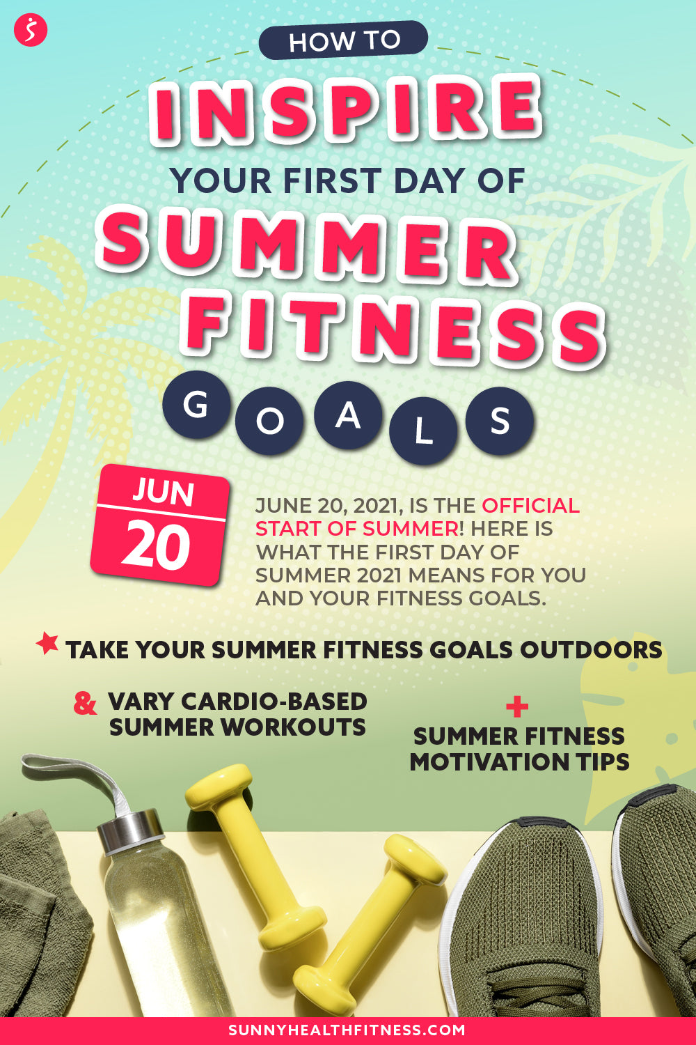 Best Tips to Motivate Your Summer Workout Goals