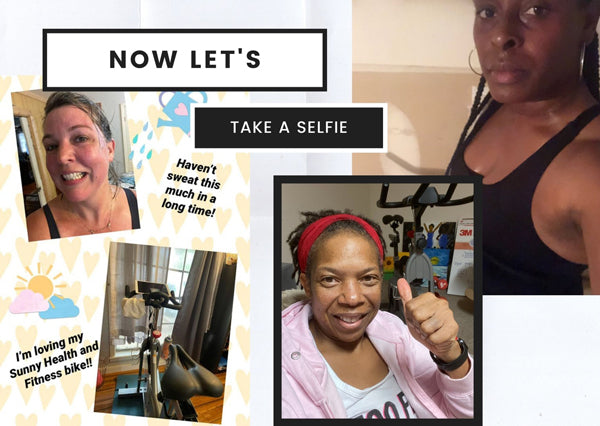 Reach Your Fitness Goal with Gym Selfies