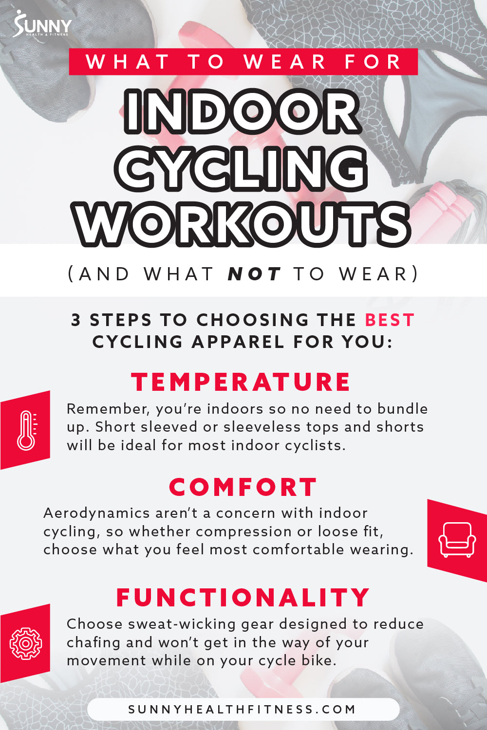 How to Choose Indoor Cycling Clothing