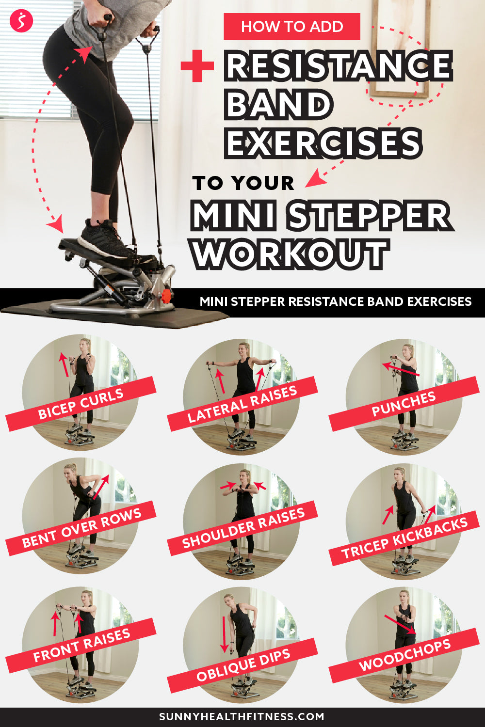 Complete Guide to Add Resistance Band to Your Mini Stepper Workout