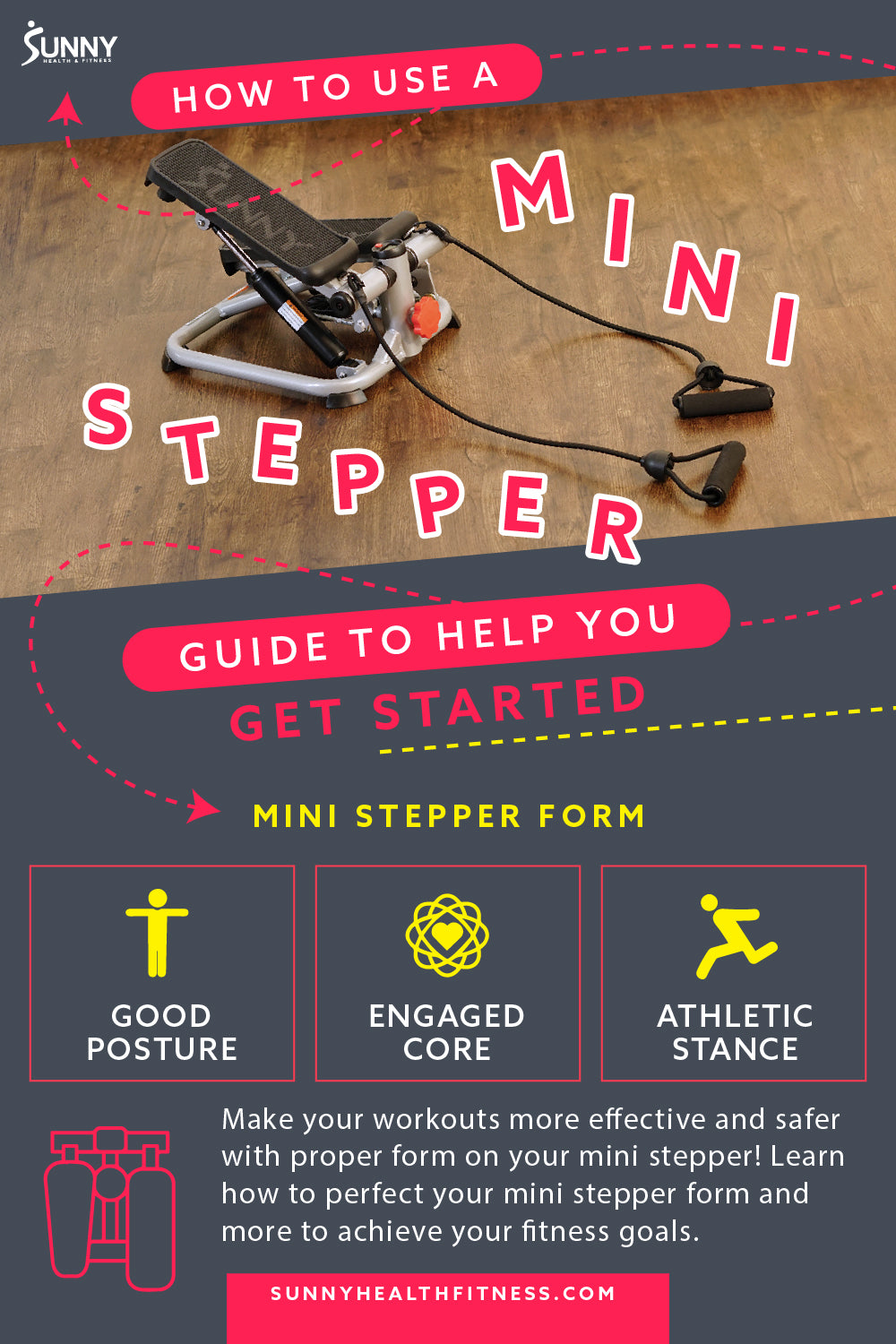 How to Use a Mini Stepper