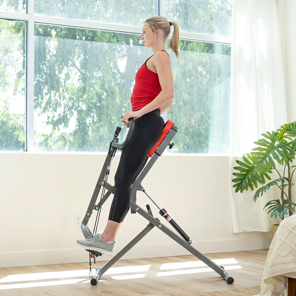 Tone Your Full Body with Row-n-Ride Pro Leg Extension Workout