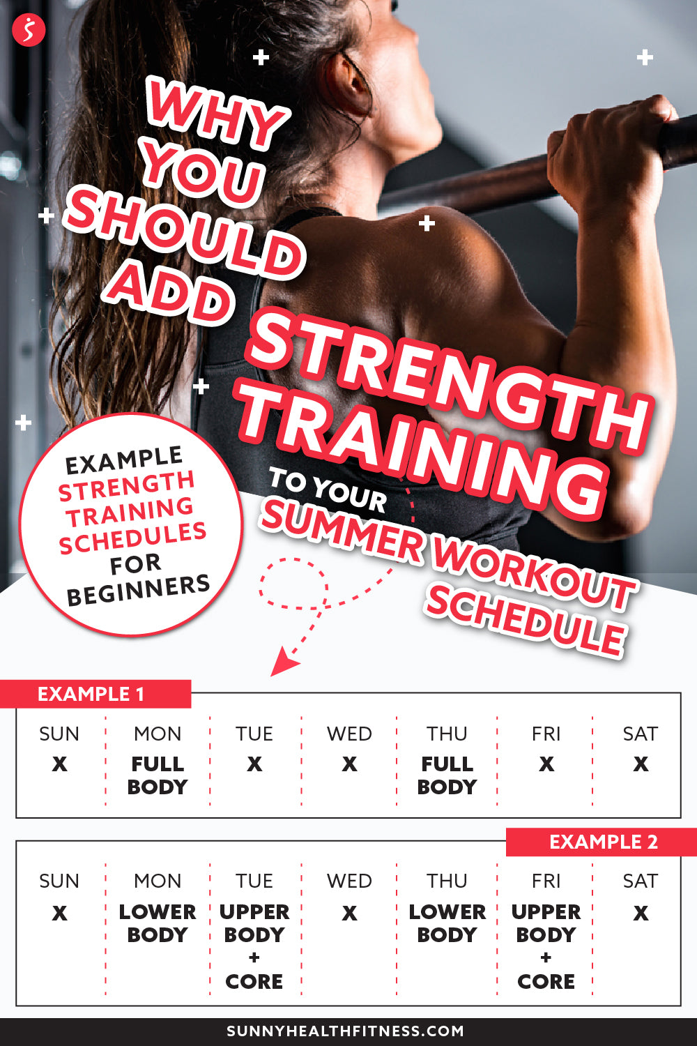 How to Schedule Strength Training Into Your Summer Workout