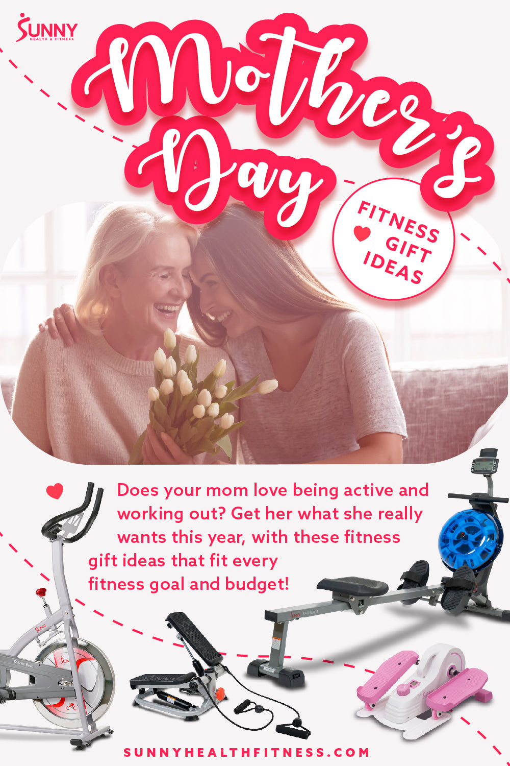 Mother's Day Workout Equipment Gift Guide