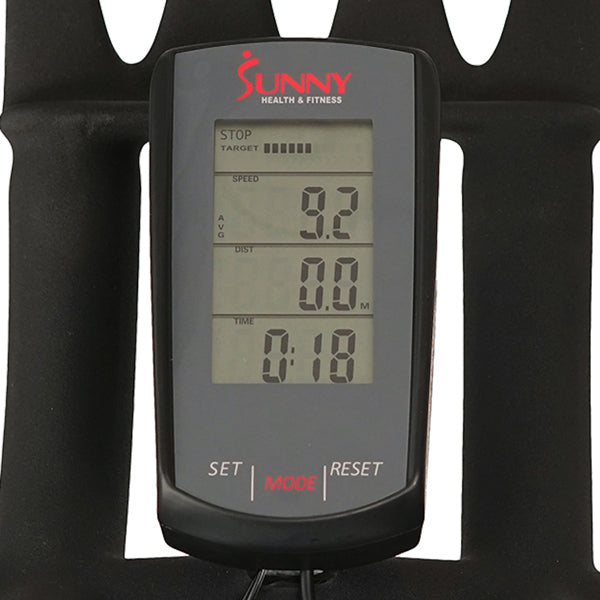 Sunny Synergy Pro Bike Performance Monitor for Indoor Cycling