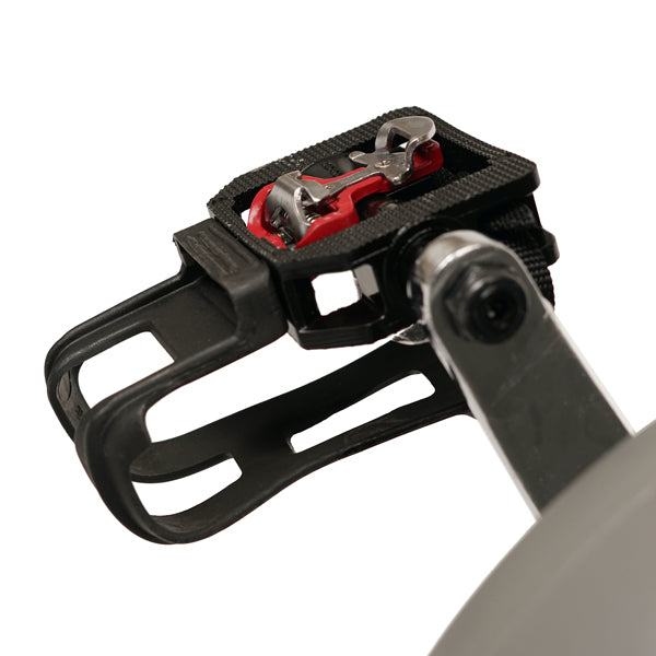 Sunny Synergy Pro Bike Magnetic Bike Dual Caged /SPD-Compatible Pedals