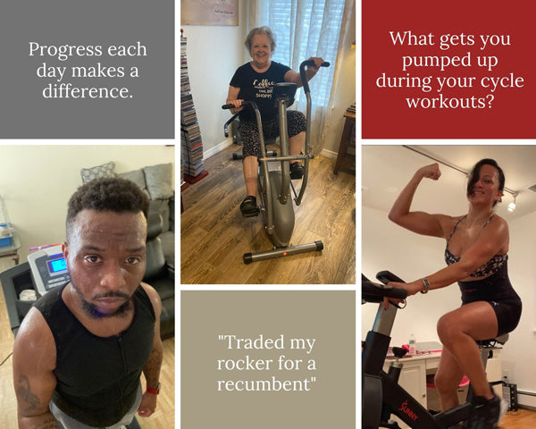 Set Your Workout Goals with Selfies