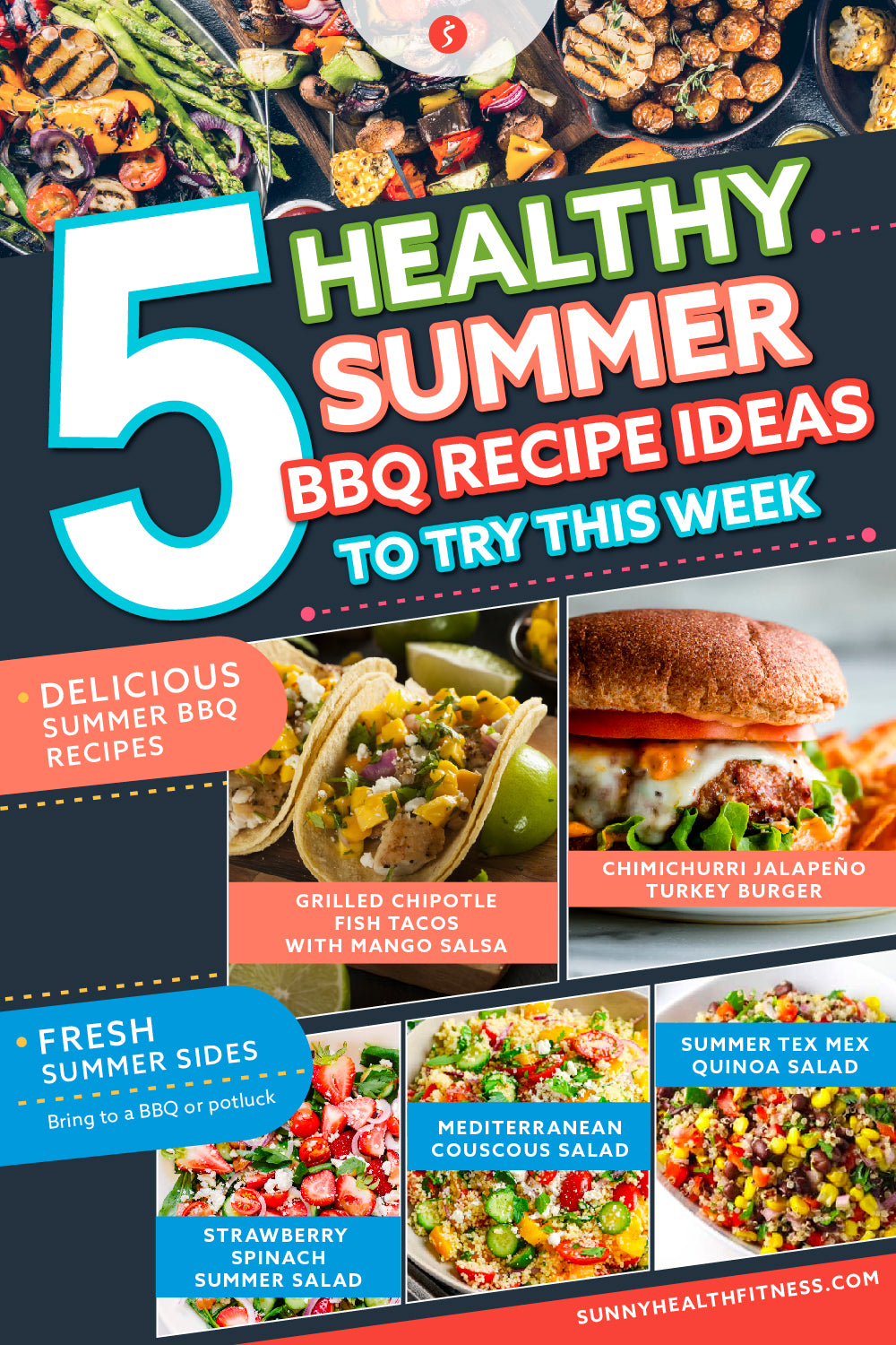 5 Best Healthy Summer BBQ Recipe Ideas You Should Try