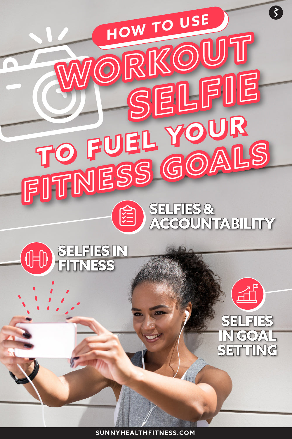 How to Fuel Fitness Goals with Gym Selfies