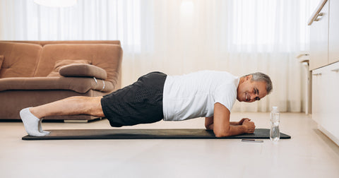 How to Get Lean & Fit with planks
