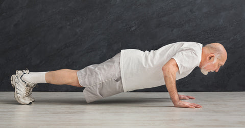 How to Get Lean & Fit with push ups