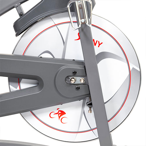 sunny-health-fitness-bikes-endurance-belt-drive-magnetic-indoor-exercise-cycle-bike-SF-B1877-durableframe