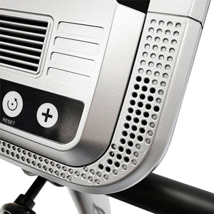 sunny-health-fitness-bikes-evo-fit-stationary-upright-bike-24-level-electro-magnetic-resistance-SF-B2969-bluetooth