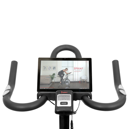 sunny-health-fitness-bikes-pro-II-magnetic-indoor-cycling-bike-SF-B1964-Device_Holder