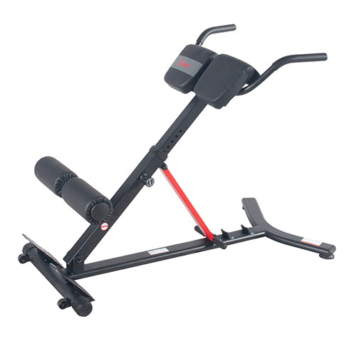 sunny-health-fitness-strength-hyperextension-roman-chair-dip-station-SF-BH620062-Durable