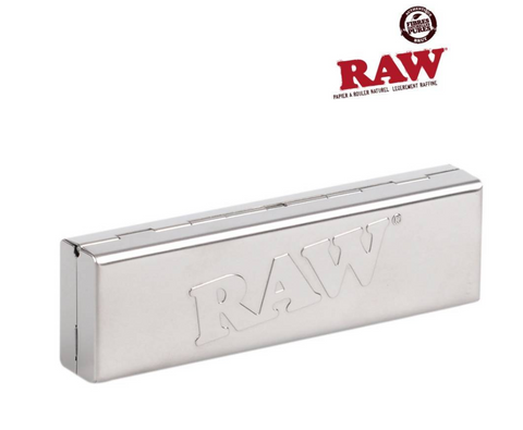ETUI PLAT METAL RAW POUR SLIM + TIPS