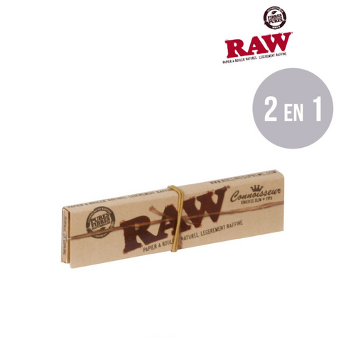 RAW SLIM + TIPS