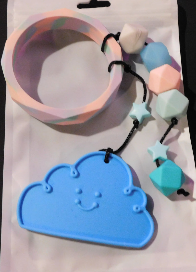 Magical Cloud & Charms Bracelet Chewy