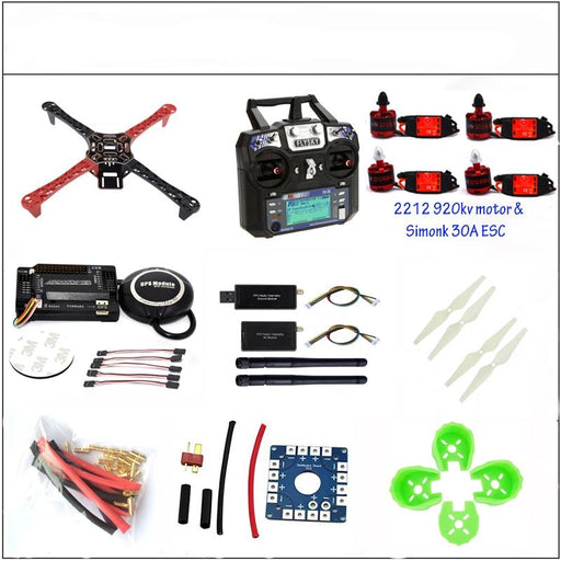Helicopter Quadcopter F450 Kit