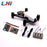 LHI 1set Q100 Super Mini FPV Racer Quadcopter DIY Indoor Kit