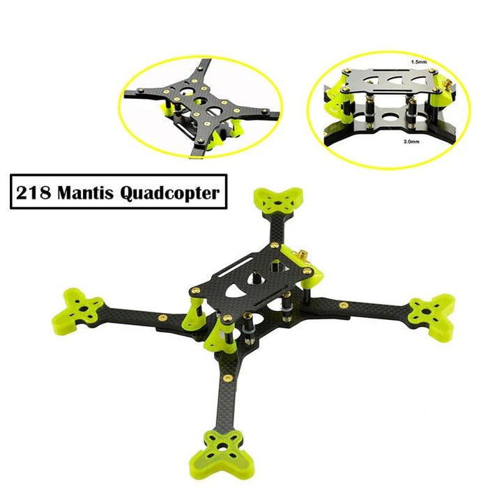 Mantis218 218mm Carbon Fiber Frame