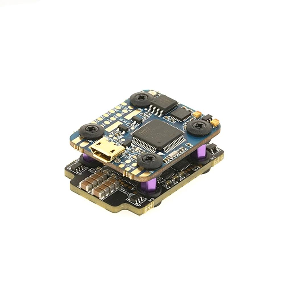 Omnibus F4 Nano Flight Controller with LC Filter& Ori32 4In1 25A Brushless ESC