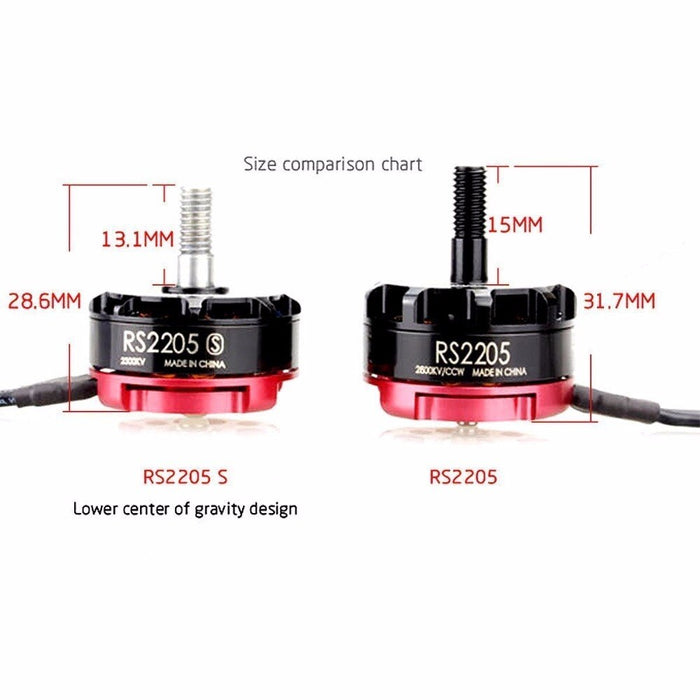 Emax RS2205 2300KV Brushless Motor