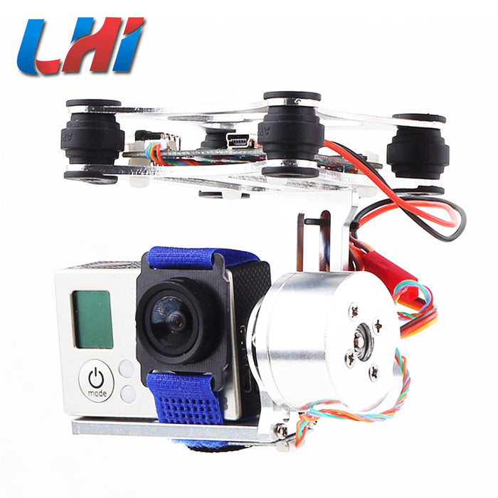 2-Axis brushless Gimbal high definition drone