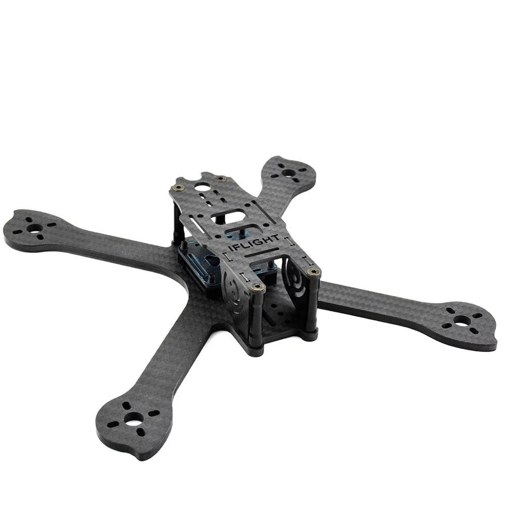 Orginal iFlight iX5 V2 200mm carbon fiber FPV Racer frame kit