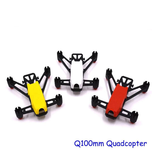 Dji Fpv Camera Q100 Super Mini Fpv Racer Quadcopter Diy Indoor Kit