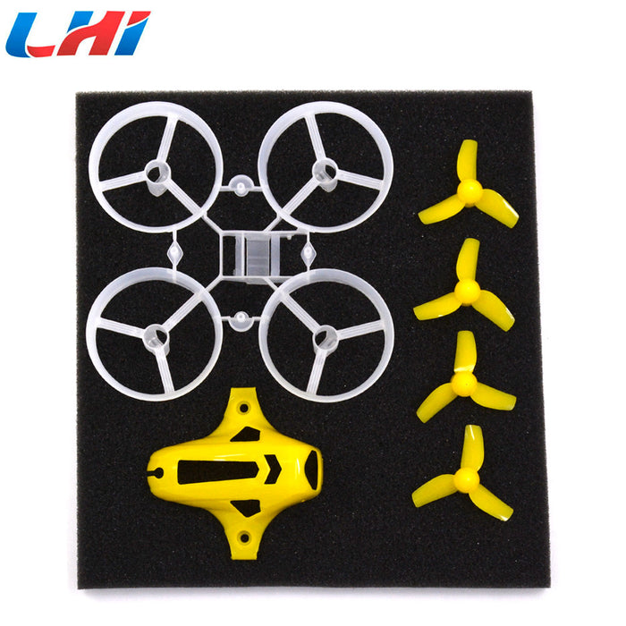 75mm Main Frame + 40mm 3-blade Propeller