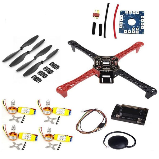 Quadrotor F450 Hot Rack Kit