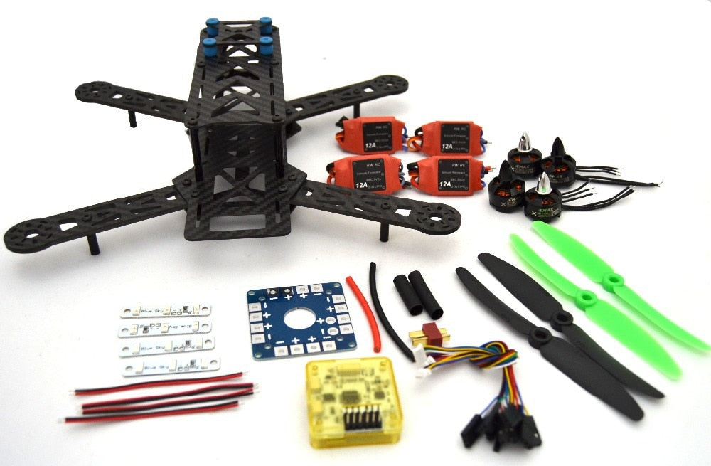 RC plane Carbon Fiber Mini Kit