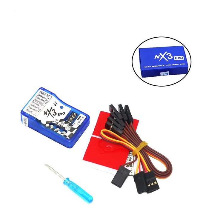 NX3 EVO Flight Controller Fixed-wing Flight Gyro Balancer