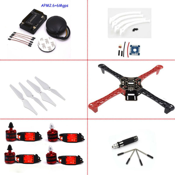 DIY Quadcopter Frame KIT